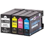 Canon 1500XL Multipack Huismerk cartridge