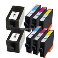 2x HP 934 XL Multipack - 8 Cartridges