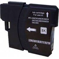 Brother LC-985BK ZWART 22ML Huismerk cartridge