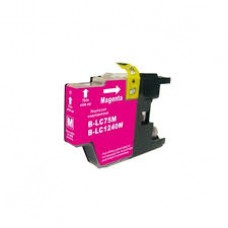 Brother LC-1280 LC-1240 LC-1220 magenta 19ml Huismerk cartridge