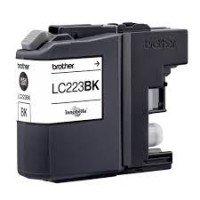 Brother LC223 XLBK (LC-221) zwart 20ml Huismerk cartridge