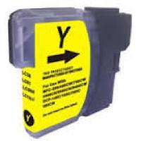 Brother LC-985Y geel Huismerk cartridge