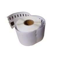 Dymo 99017 compatible labels, 50mm x 12mm, 220 etiketten, blanco, permanent