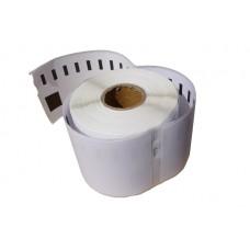 Dymo 99014 compatible labels, 101mm x 54mm, 220 etiketten, blanco, permanent