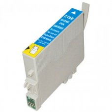 Epson Stylus C T0442  Cyaan Huismerk cartridge