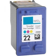 HP 22XL C9352AE   Kleur Huismerk cartridge
