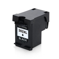 HP 302XL-F6U68AE Zwart HP302 Huismerk cartridge