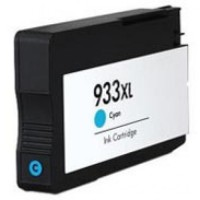 HP 933C XL Cyaan CN054AE Huismerk cartridge 16ml