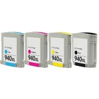 HP 940XL Multipack - 4 Cartridges