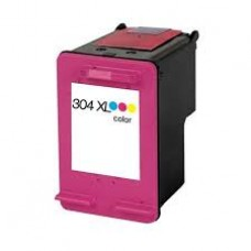 HP  Inktpatronen compatibel met 304 N9K07AE  Kleur