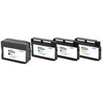 HP 932XL HP 933XL  Multipack - 4 Cartridges