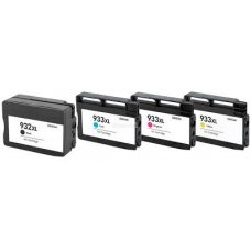 Huismerk HP 932XL Multipack - 4 Cartridges