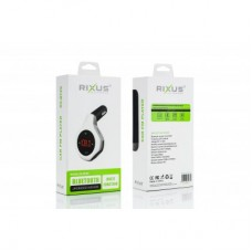 Rixus Bluetooth Car FM Player RX-BT29