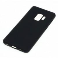 Flexible Transparent of zwart TPU back cover Iphone SE