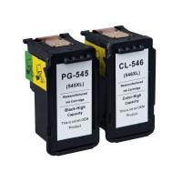 Canon 545+546 Multipack   Huismerk cartridge PIXMA TS,PIXMA MG,PIXMA MX