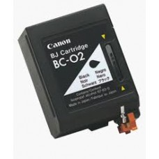CANON BC-02 ZWART Huismerk cartridge