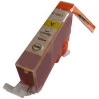 Canon CLI-521Y Geel Huismerk cartridge