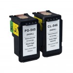 Canon 545+546 Multipack   Huismerk cartridge PIXMA TS,PIXMA MG,PIXMA MX