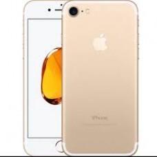 iPhone 7 128GB  Goud  Simlockvrij schadevrij en krasvrij