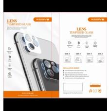 Xssive Tempered Glass voor Camera Lens Apple iPhone Doorzichtig