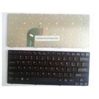 Sony Vaio VGN-CR series US keyboard (zwart)