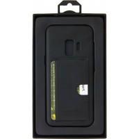 Puloka Card Series voor Samsung S serie Zwart